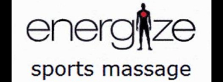 energize sports massage logo