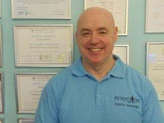 Wirral sports massage therapist